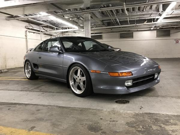 Showcase cover image for emardeuce's 1993 Toyota MR2 Turbo