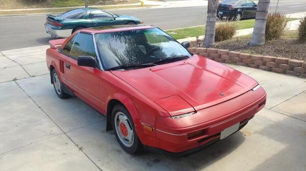 Showcase cover image for InanimatePotato's 1986 Toyota MR2