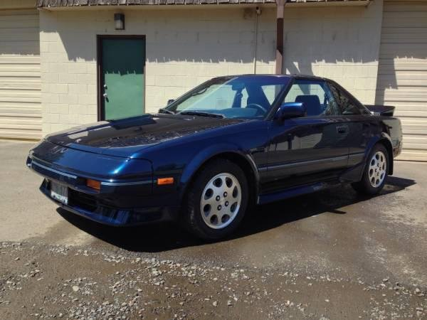 Showcase cover image for rseb4agze's 1989 Toyota Mr2 Supercharged